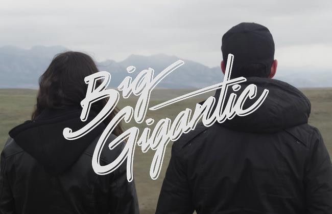 Dream Big: A Big Gigantic Story