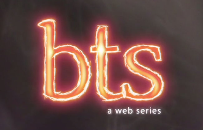 bts: a web series
