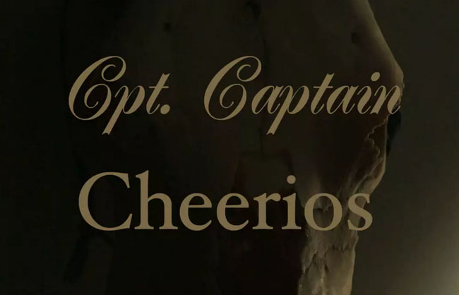 Cpt. Captain - Cheerios