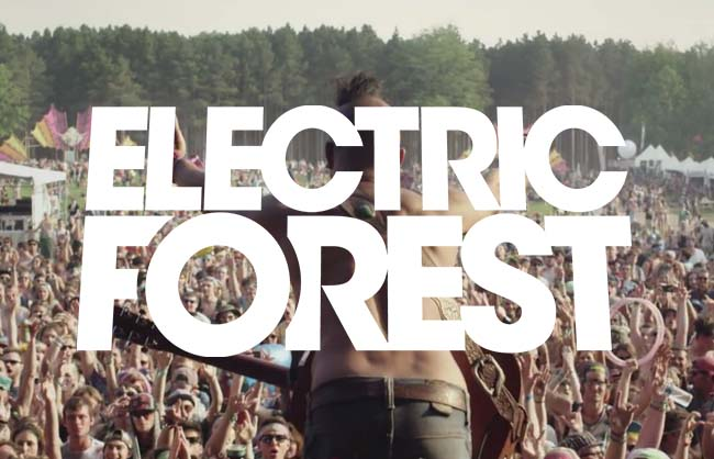 Electric Forest 2014