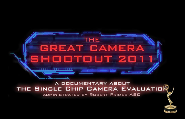 Great Camera Shooout 2011