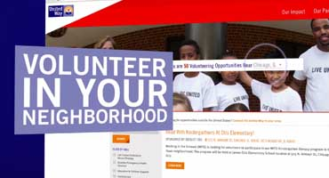 United Way - Volunteer